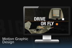 Portfolio for Motion Graphic Design