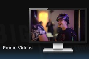 Portfolio for Promo Videos