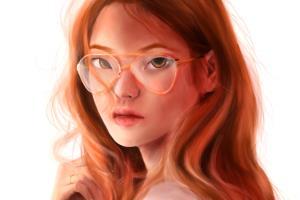 Portfolio for Digital Painting, Portrait Illustrator a