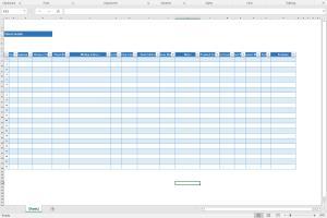 Portfolio for Word, Excel, Copytyping & Administrative