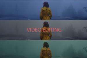 Portfolio for Video Editing Post-Production