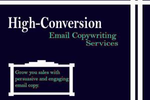 Portfolio for High-Conversion Email Copywriter