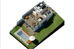 Portfolio for Create REVIT Model from CAD, PDF or JPEG