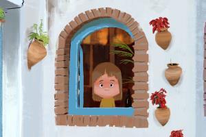 Portfolio for I will illustrate a Children Book