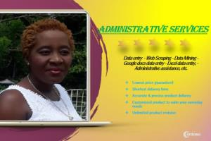 Portfolio for Professional Administrative Assistant