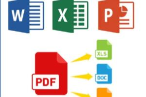 Portfolio for i will convert pdf files to Ms word