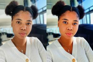 Portfolio for High-End Portrait Beauty Retouching