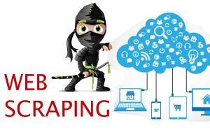 Portfolio for Internet || Web Scraper