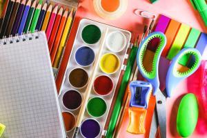 Portfolio for Online Art Teacher