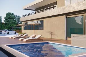 Portfolio for Architect 3D rendering