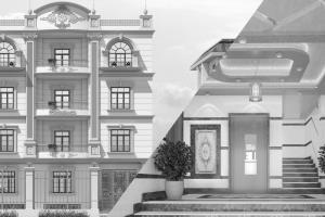 Portfolio for professional architect and 3D artist