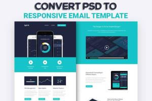 Portfolio for Html Email Develop With Html Coding
