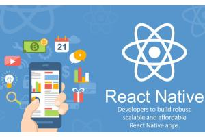Portfolio for React Native App Development