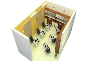 Portfolio for 3d floor plan