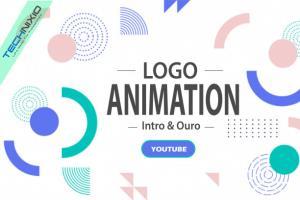 Portfolio for YouTube Logo Animation Intro Video