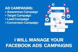Portfolio for Facebook Marketing
