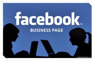 Portfolio for create facebook business page