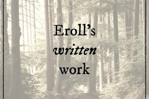 Portfolio for Eroll Writes (and Does Research) for You