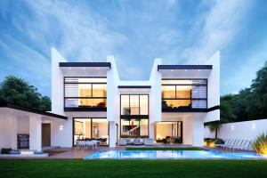 Portfolio for Architecture Design and ArchViz