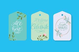 Portfolio for Greeting cards/ Thankyou cards