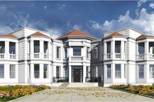 Portfolio for I will design exterior of your house and