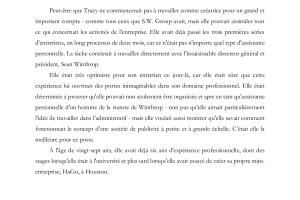 Portfolio for French <> Spanish & English translator