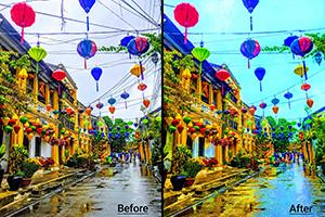 Portfolio for Photoshop expert and Graphic designer