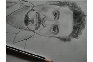 Portfolio for Pencil Portrait Sketching