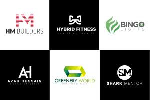 Portfolio for Modern Logo Design within 24 hours