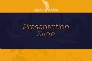 Portfolio for Presentation Slide