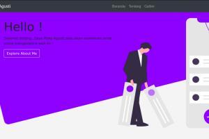 Portfolio for make a website look!
