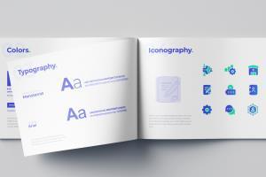 Portfolio for Branding Guidelines & Stationery