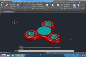 Portfolio for AutoCAD 3D