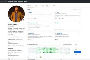 Portfolio for Git & GitHub Training