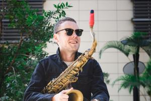 Portfolio for Saxophonist | Composer | More