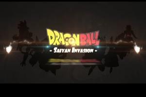 Dragon Ball Saiyan Invasion Promo