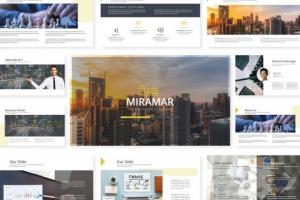 Portfolio for Design a luxury professional pitch deck