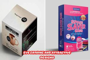Portfolio for design attractive amazon packaging