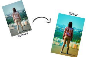 Portfolio for Colour correction / Image retouching