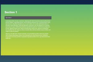 Portfolio for costume websites
