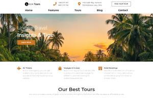 Portfolio for Landing Page - Shopify or Wordpress