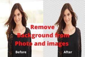 Portfolio for Remove/change background of Photo/Image