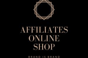 Insta page Ad for Affiliates Online Shop
