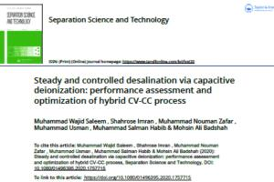 Portfolio for Research, Report Writing (Publication)