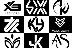 Portfolio for design Modern Clothing brand logo