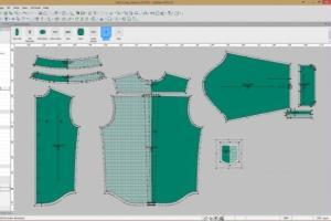 Portfolio for Pattern Making,Men & Women garment