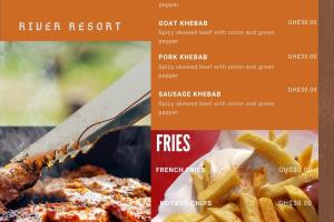 Portfolio for Flyer and Food menu design