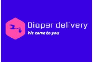 Diaper delivery service logo