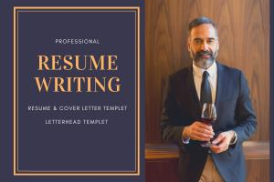 Portfolio for Professional Resume and Letter Writing