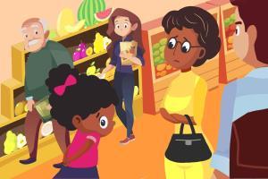 Portfolio for PRO Children Book Illustrator